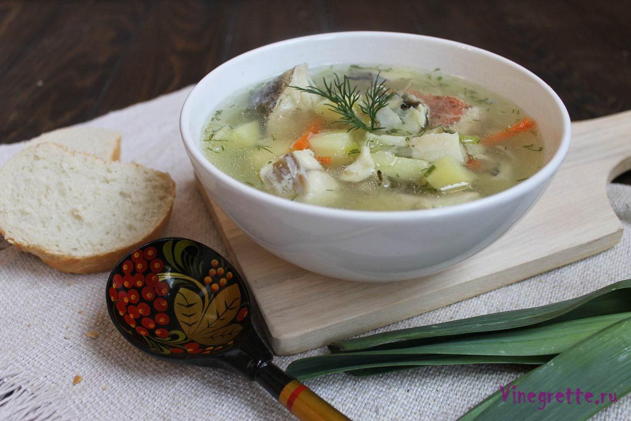 Детский рыбный суп рецепт пошагово