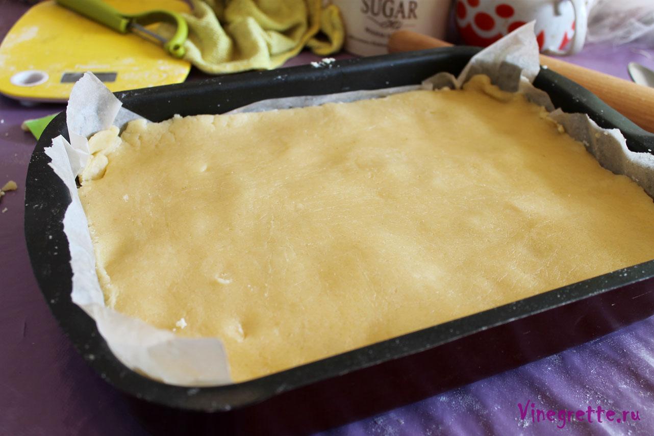 Как сделать золотистую корочку у пирожков
