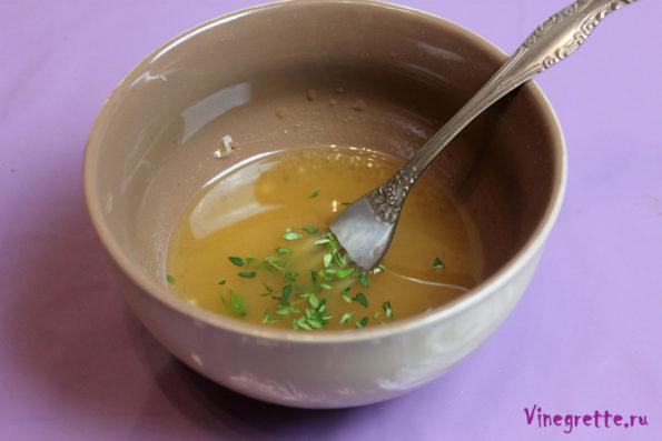 Салат - Нисуаз - (Salade Nicoise)